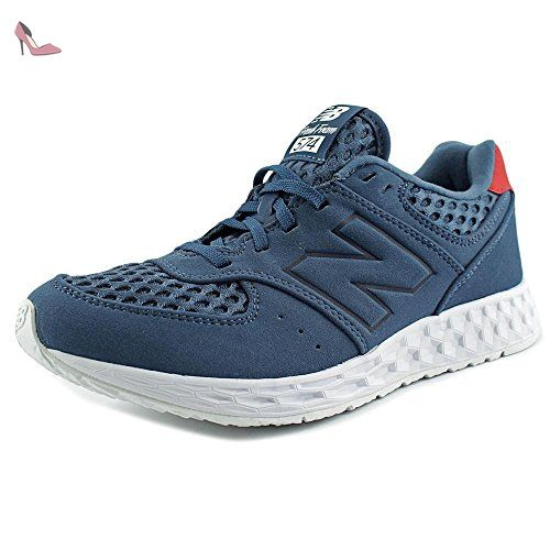 New Balance 1500 Reengineered Hommes formateurs Blanc MD1500FW, Size:45