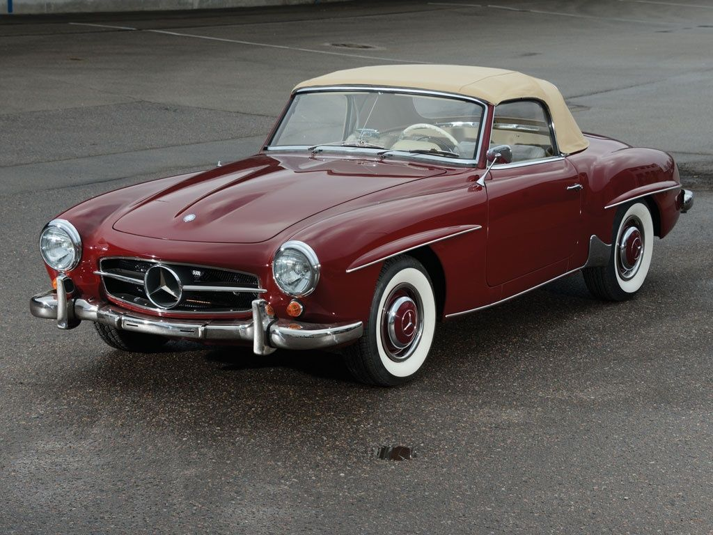 mercedes benz 190 sl mercedes pinterest oldtimer. Black Bedroom Furniture Sets. Home Design Ideas