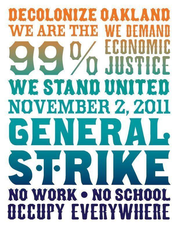 #OccupyOakland