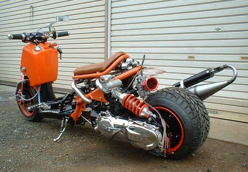 zoomer honda ruckus honda scooters