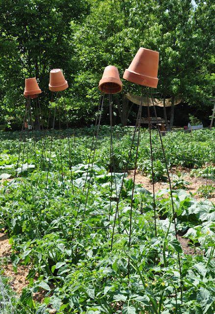 Plant supports garden diy Garden, Farmhouse garden