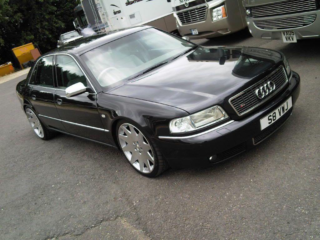 Kelebihan Audi A8 2000 Review