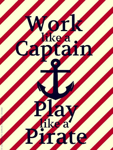 Mommy S Idea Notebook Pirate Print Freebie Pirates Pirate Party Words