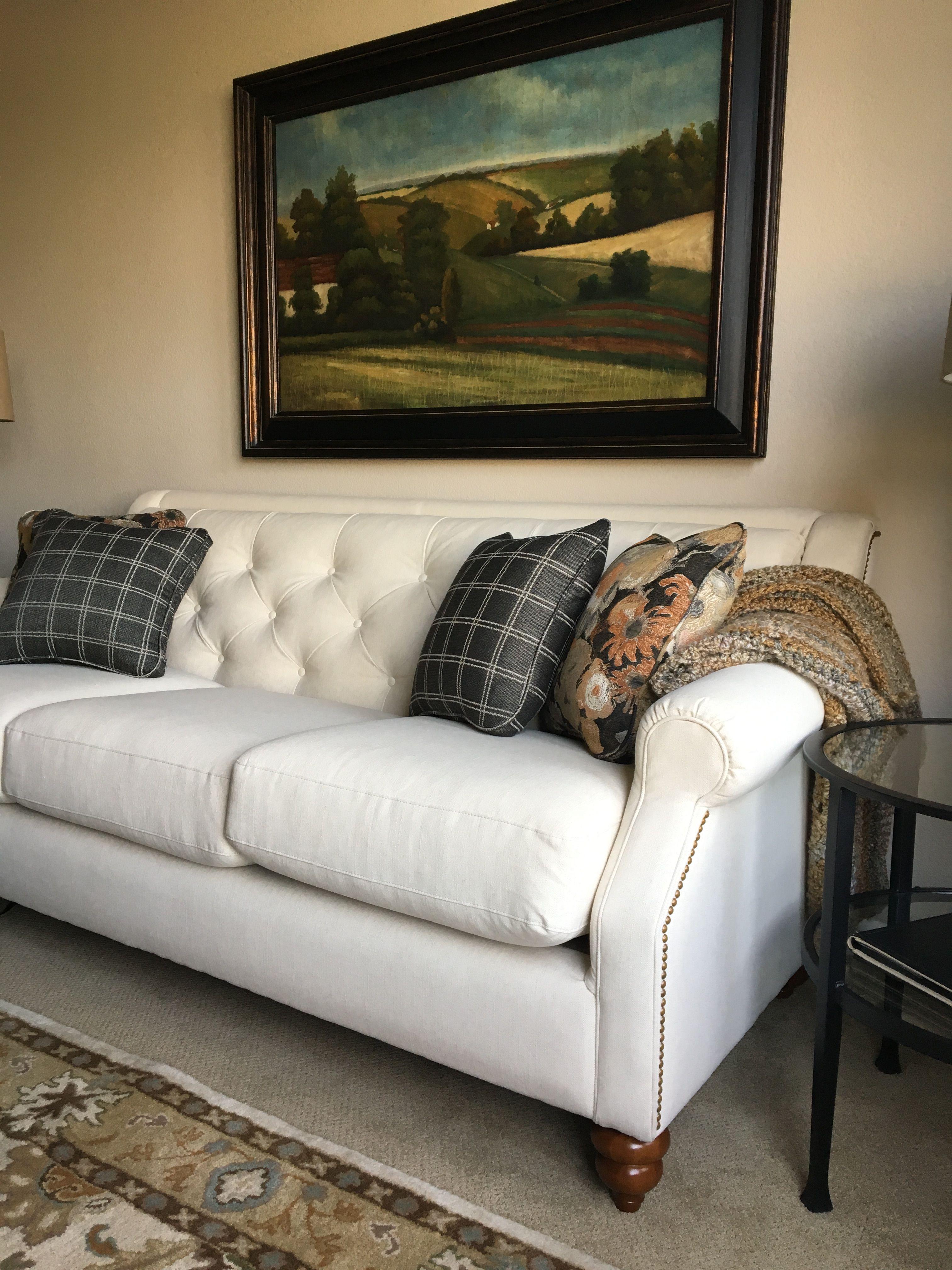 Lazy Boy Design A Room: Love My New Aberdeen Sofa By La-Z-Boy. I Think I'll Dress