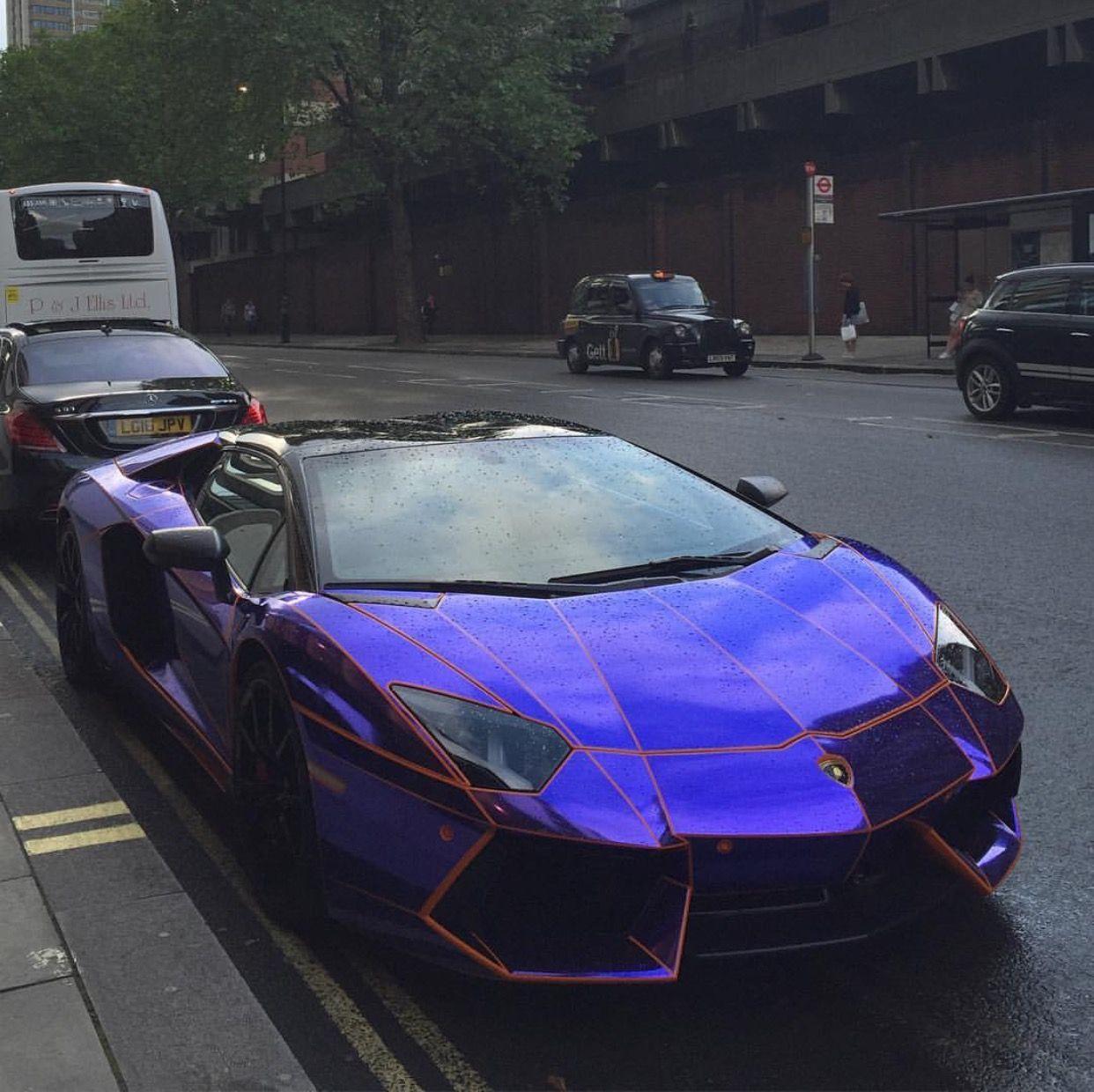 Lamborghini Aventador Roadster wrapped in Purple Chrome and Orange on lamborghini huracan, lamborghini gallardo roadster, lamborghini miura, lamborghini sesto elemento, lamborghini countach, lamborghini estoque, nissan 370z roadster, mercedes slr mclaren roadster, lamborghini replica, mercedes sls amg roadster, lamborghini diablo, lamborghini reventon, murcielago roadster, lamborghini murcielago, lexus lfa roadster, lamborghini veneno, pagani zonda roadster, zonda f roadster, lamborghini egoista, bugatti roadster,