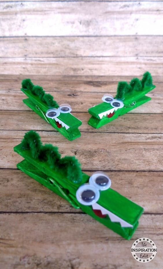 Photo of DIY Clothespin Crafts Guide
