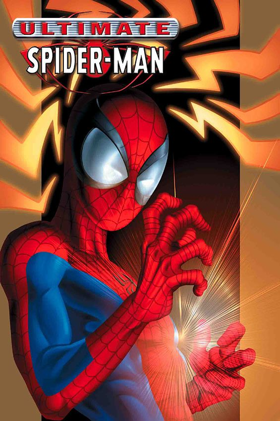 #Ultimate #Spiderman #Fan #Art. (Ultimate Spider-Man Vol.1 #39 Cover) By: Mark Bagley. (THE * 5 * STÅR * ÅWARD * OF: * AW YEAH, IT'S MAJOR ÅWESOMENESS!!!™)[THANK Ü 4 PINNING!!!<·><]<©>ÅÅÅ+(OB4E)