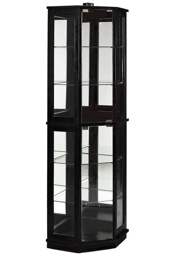 Pin By Jessica Hansen On For The Home Corner Curio Curio Glass Curio Cabinets