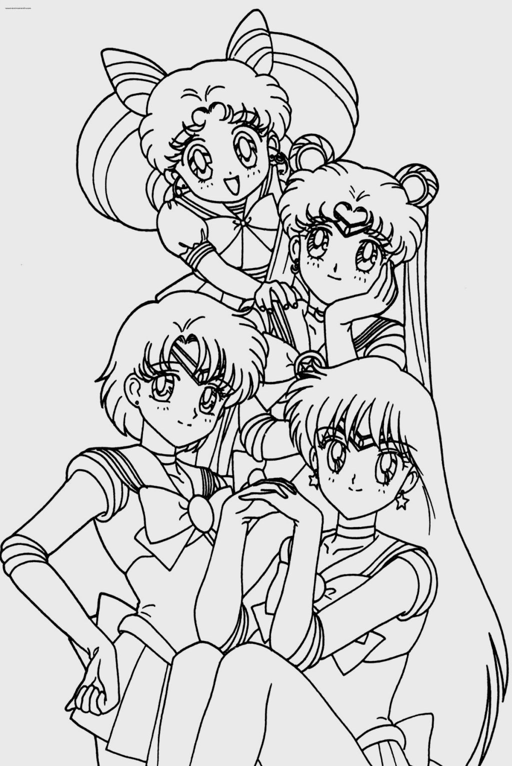 anime-coloring-pages-printable.jpg (1024×1532) | coloring | Pinterest
