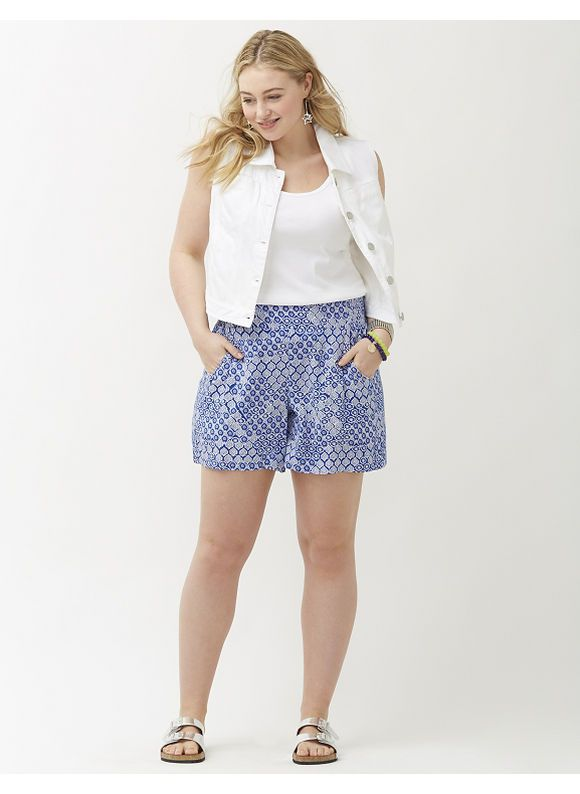 Plus Size Printed soft short Size 26/28, blue Available In Plus Size. Shorts We Love The mild Short For Its On-Trend Print, But The Real Star Of This type Is The Silky Hand Feel For Incredible Comfort. Relaxed-Fitting Short Offers Easy Pull-On type With A Flat Front resilient Waistband For A Flattering Fit - See more at: http://darim24.com/plus-size-printed-soft-short-size-2628-blue-p570764
