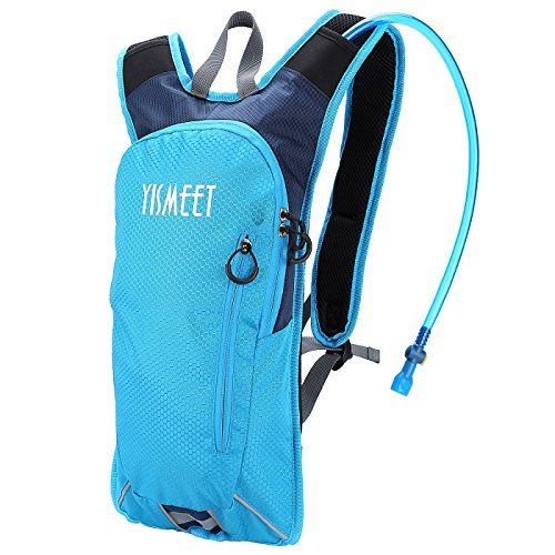 Hydration Pack Backpack - Best Water Rucksack Bladder Bag For Outdoor Running / Cycling Bicycle Bike / Hiking / Climbing / Travel Lightweight Pouch Packs + 2L (70 oz) Water Reservoir YISMEET http://www.amazon.com/dp/B015QP996Y/ref=cm_sw_r_pi_dp_1XMcxb09K85J1