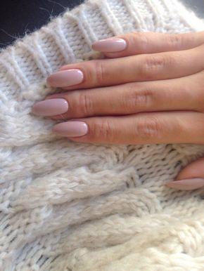 rosa pálido – arte de uñas