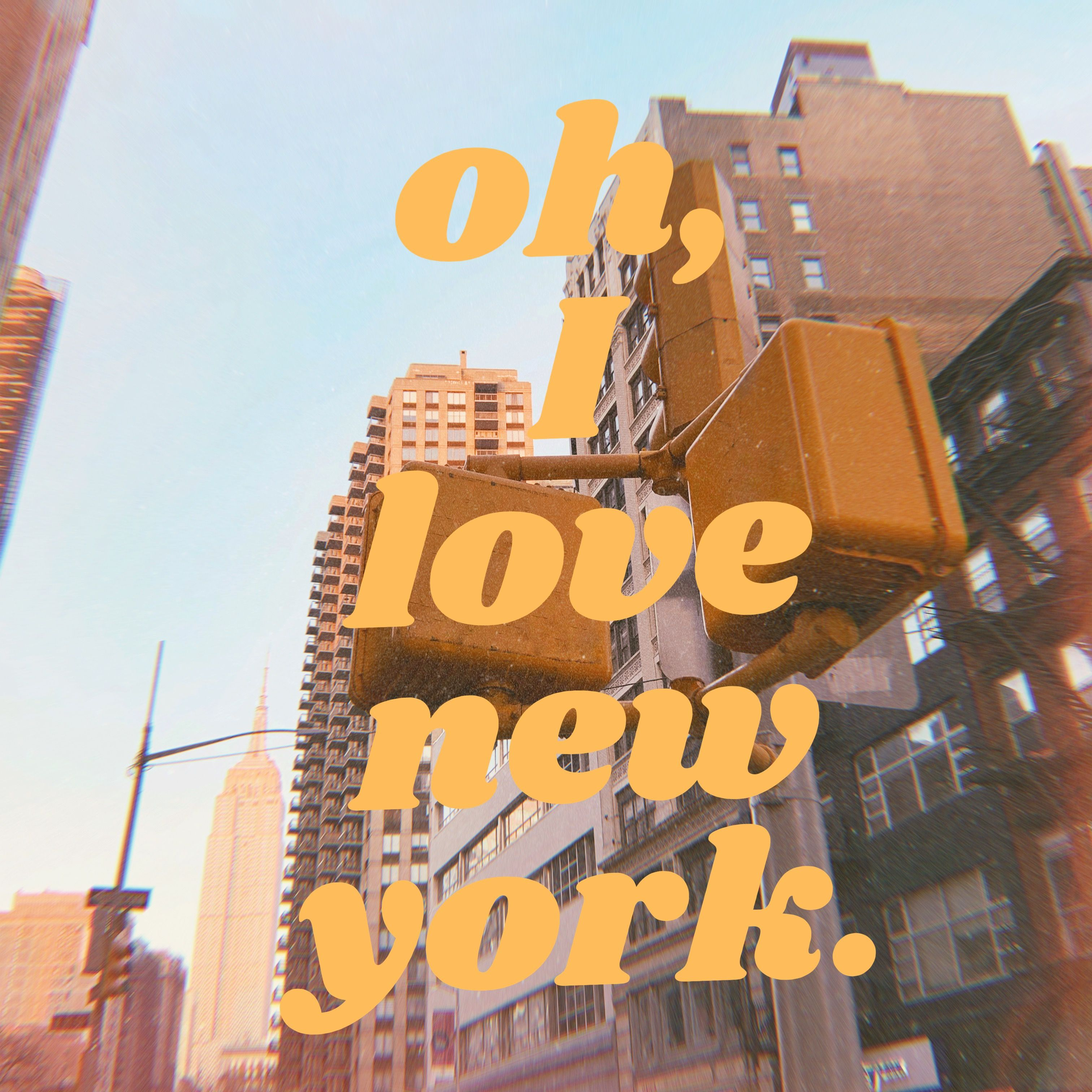 Oh I Love New York In 2020 Vintage New York Aesthetic Vintage Picture Collage