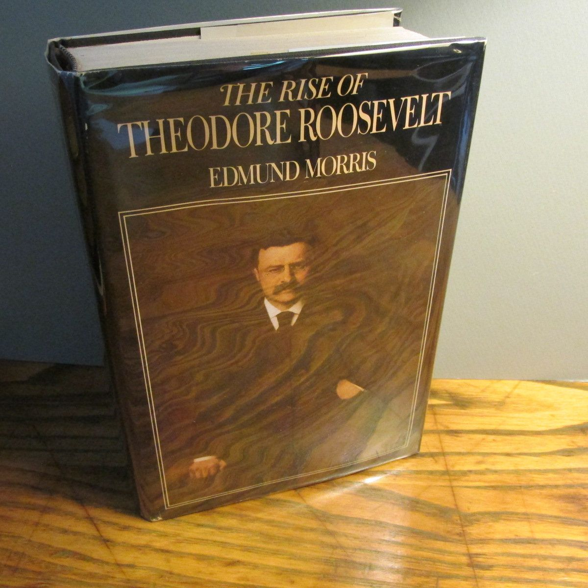 Biography The Rise Of Theodore Roosevelt By Edmund