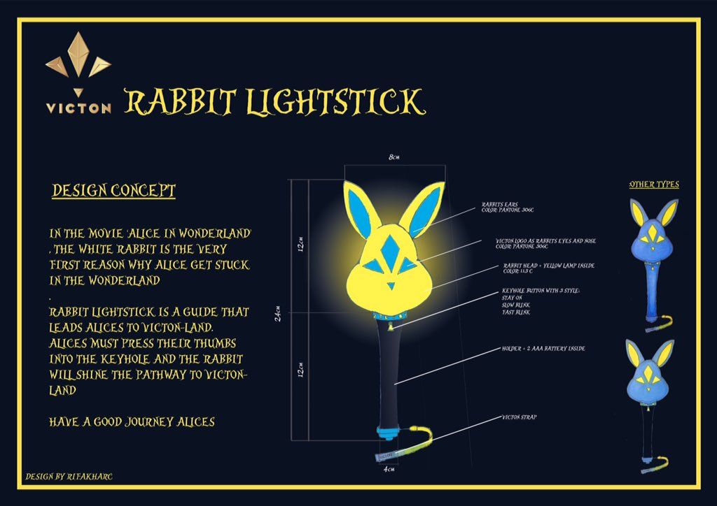 VICTON(빅톤) on | K-pop lightsticks | Victon, How to make