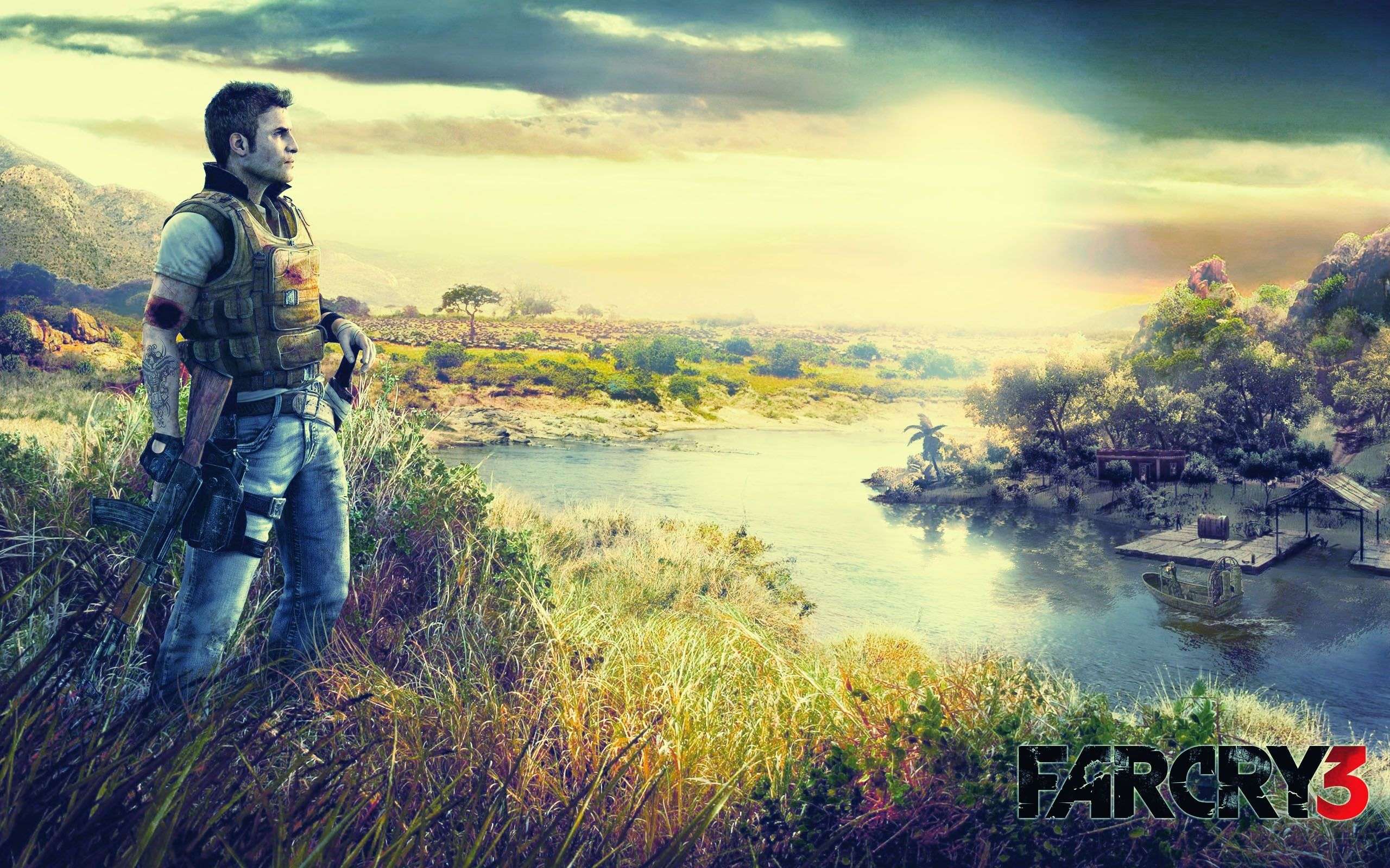 Far Cry [ wallpaper Game wallpapers