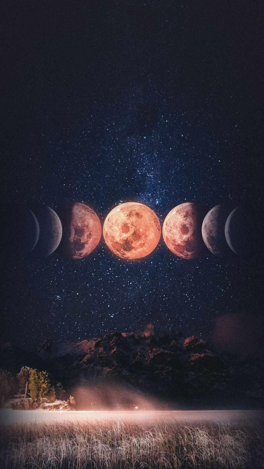 Iphone wallpaper moon – Artofit