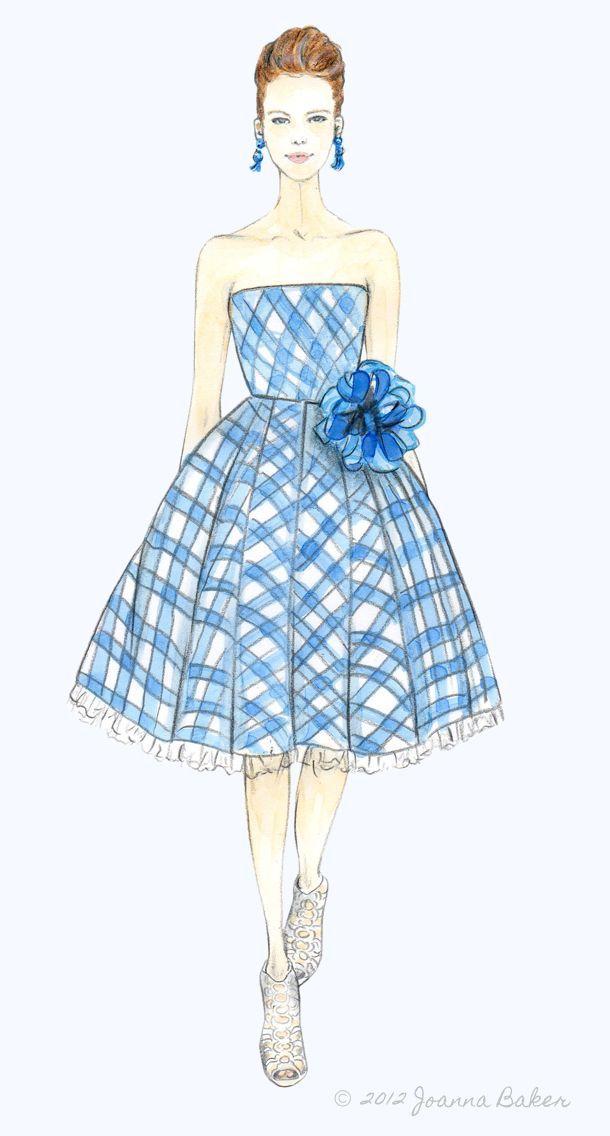 Joanna Baker - Fashion Art Design Creative Blog