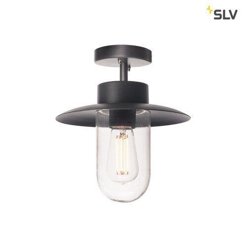 SLV MOLAT Lampe dext/érieur Lampadaire anthracite