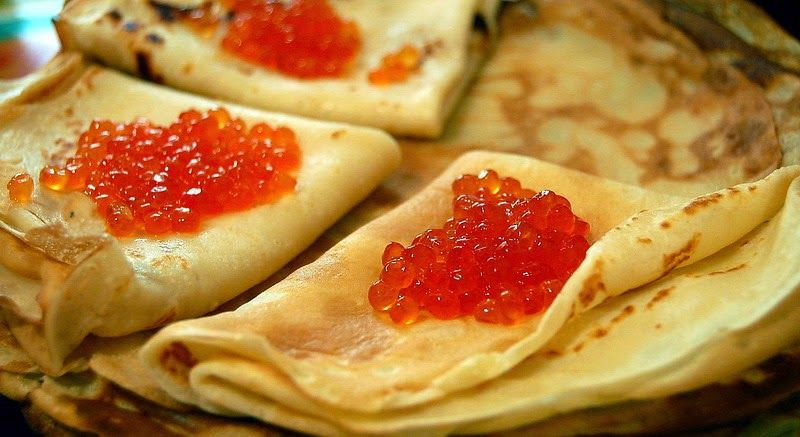 Resultado de imagen de gastronomia rusa