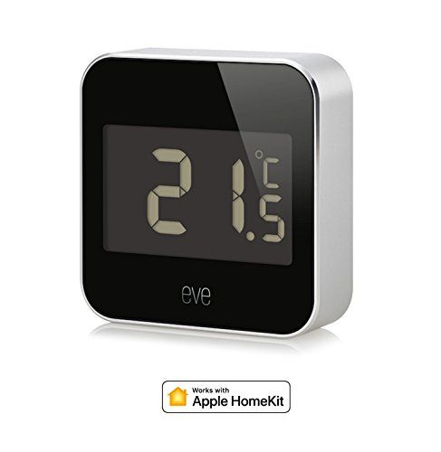 Eve Degree Connected Weather Station With Apple Homekit