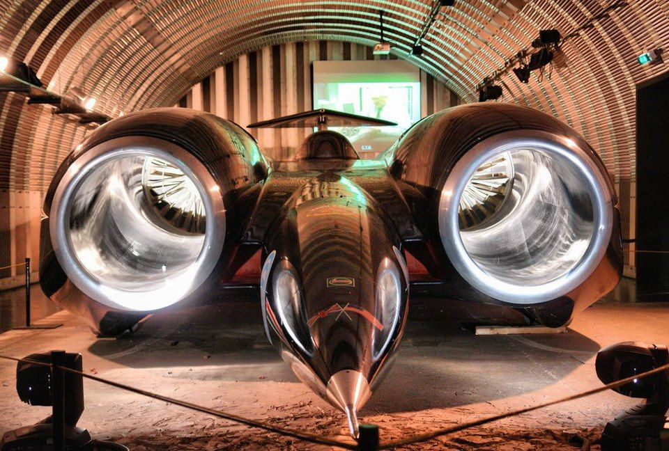 Thrust SSC (Coventry) This is the fastest land vehicle. The fastest ...