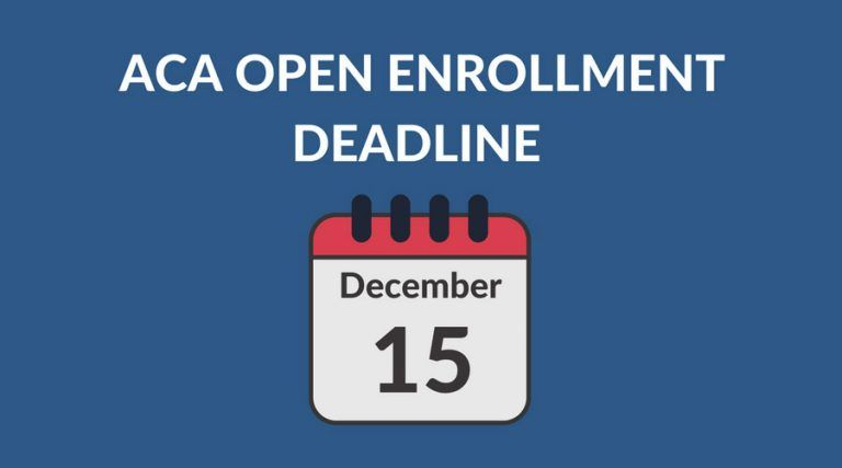 The 2018 Aca Health Insurance Marketplace Is Open Now