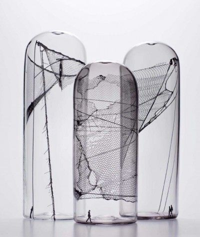 Aaron Oussoren S Glass Sketches Glass Art Art