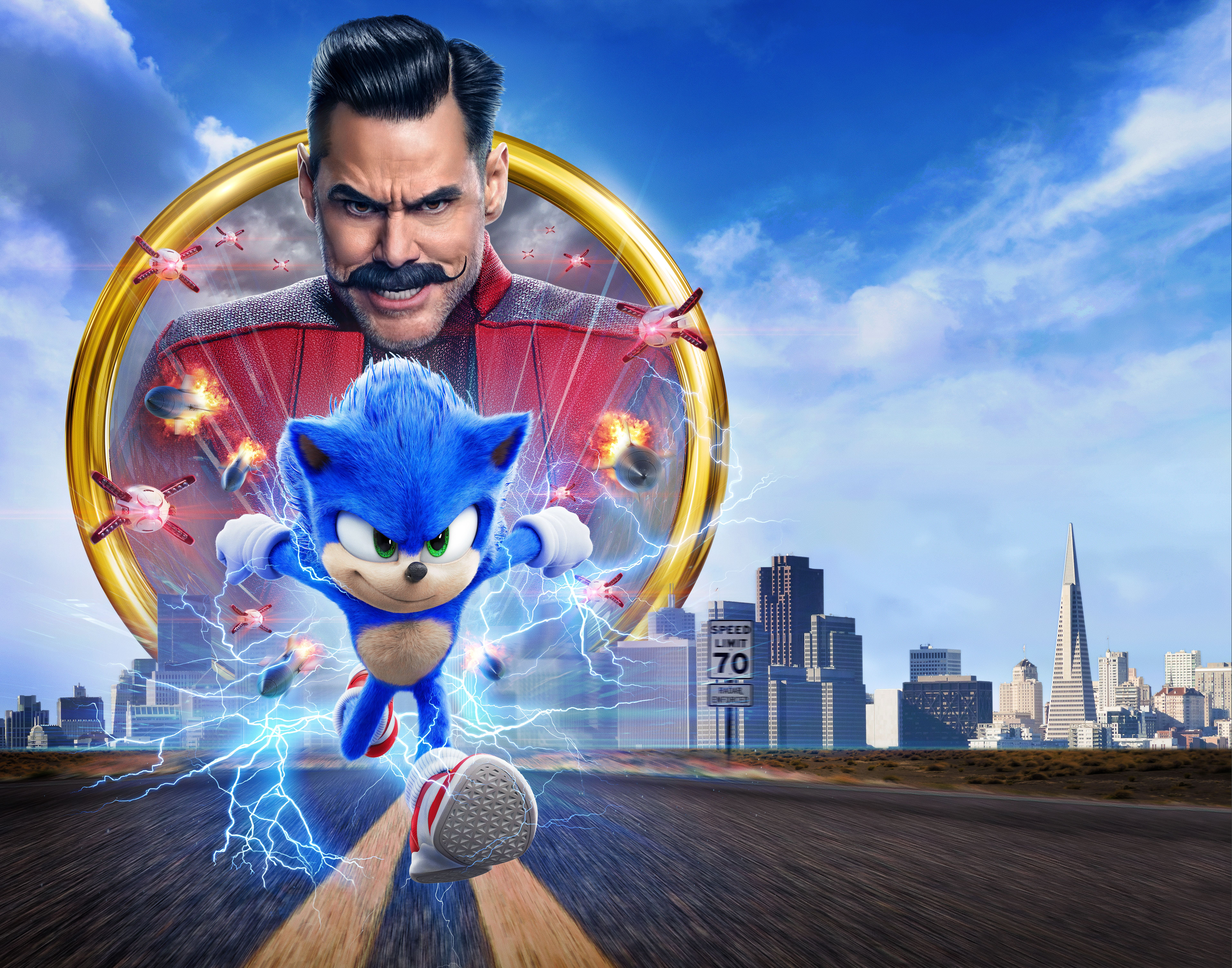 Sonic The Hedgehog Movie Sonic Wallpapers Sonic The Hedgehog Movie 4k Wallpapers Sonic Movie Wallpapers 202 Hedgehog Movie Sonic The Hedgehog Sonic The Movie