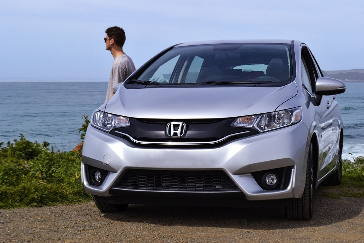 A honda fit will be your loyal companion to the end of the