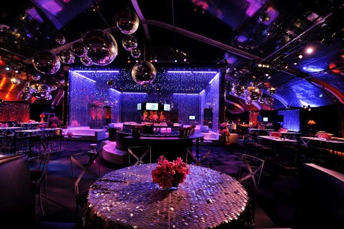 Disco Theme Party Love The Fun Lighting See More Ideas At Www Sparklerparties Com Studio 54