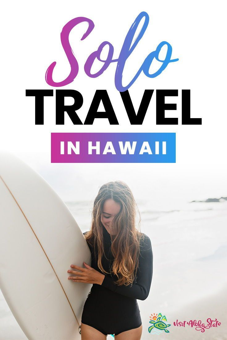 Photo of Solo Travel in Hawaii: How to Have an Amazing Trip – Visit Aloha State