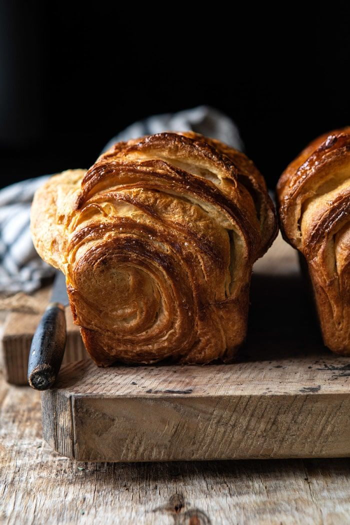 Flaky Honey Brioche Bread Opskrift Boller Brod Og Blog