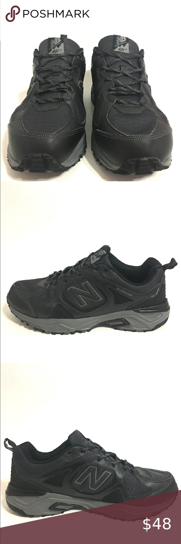 Terrain Running Shoes US Sz 14 4E