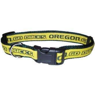 reputable site 934b5 200ed Oregon Ducks Dog Collar | Products | Oregon ducks, Pet ...
