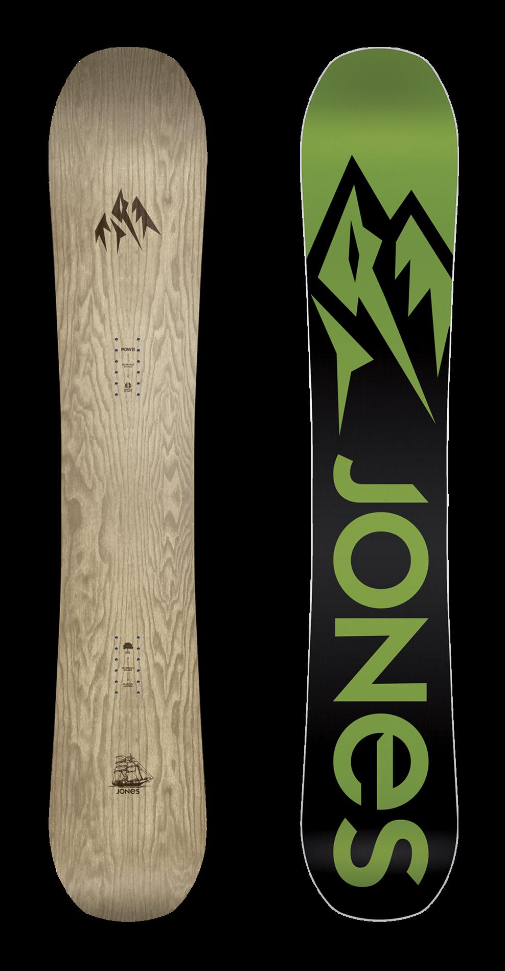 Jones Snowboards - The Journey Is The Reward - Flagship