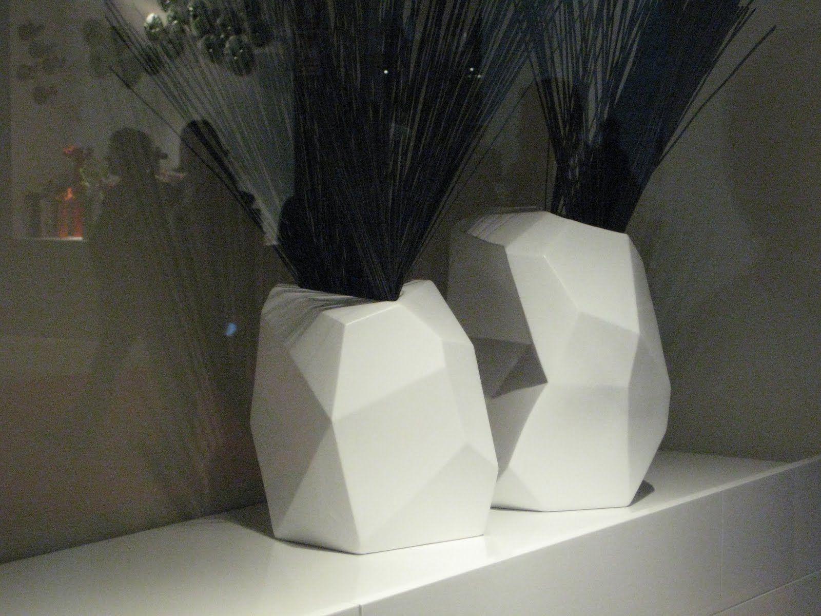geometric planter