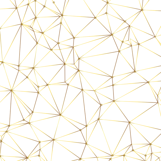 Geometric Golden Abstract Lines Geometric Abstract Golden Lines