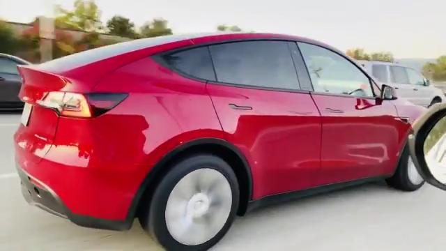 Tesla Model Y News Articles Updates Video Tesla Tesla Model Tesla Motors Model S