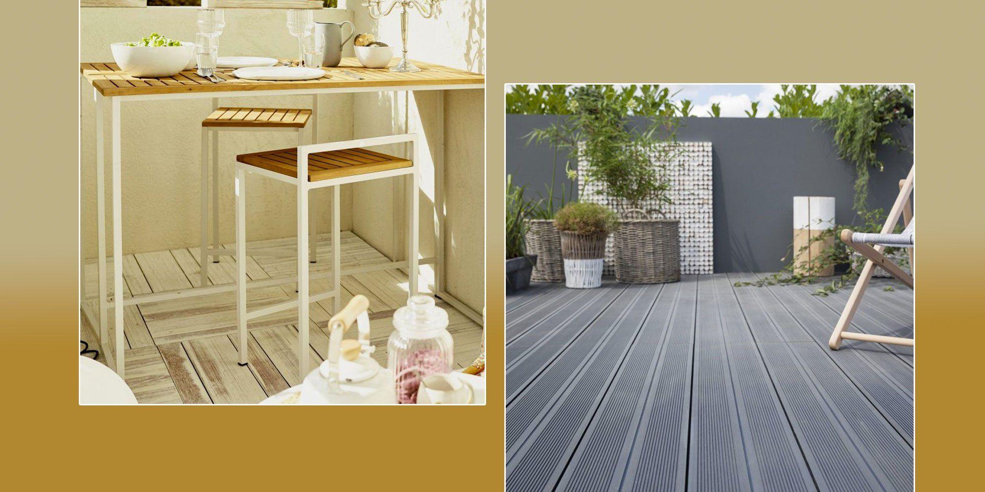 Dalles en bois vs lames en bois : lesquelles choisir pour sa terrasse ?