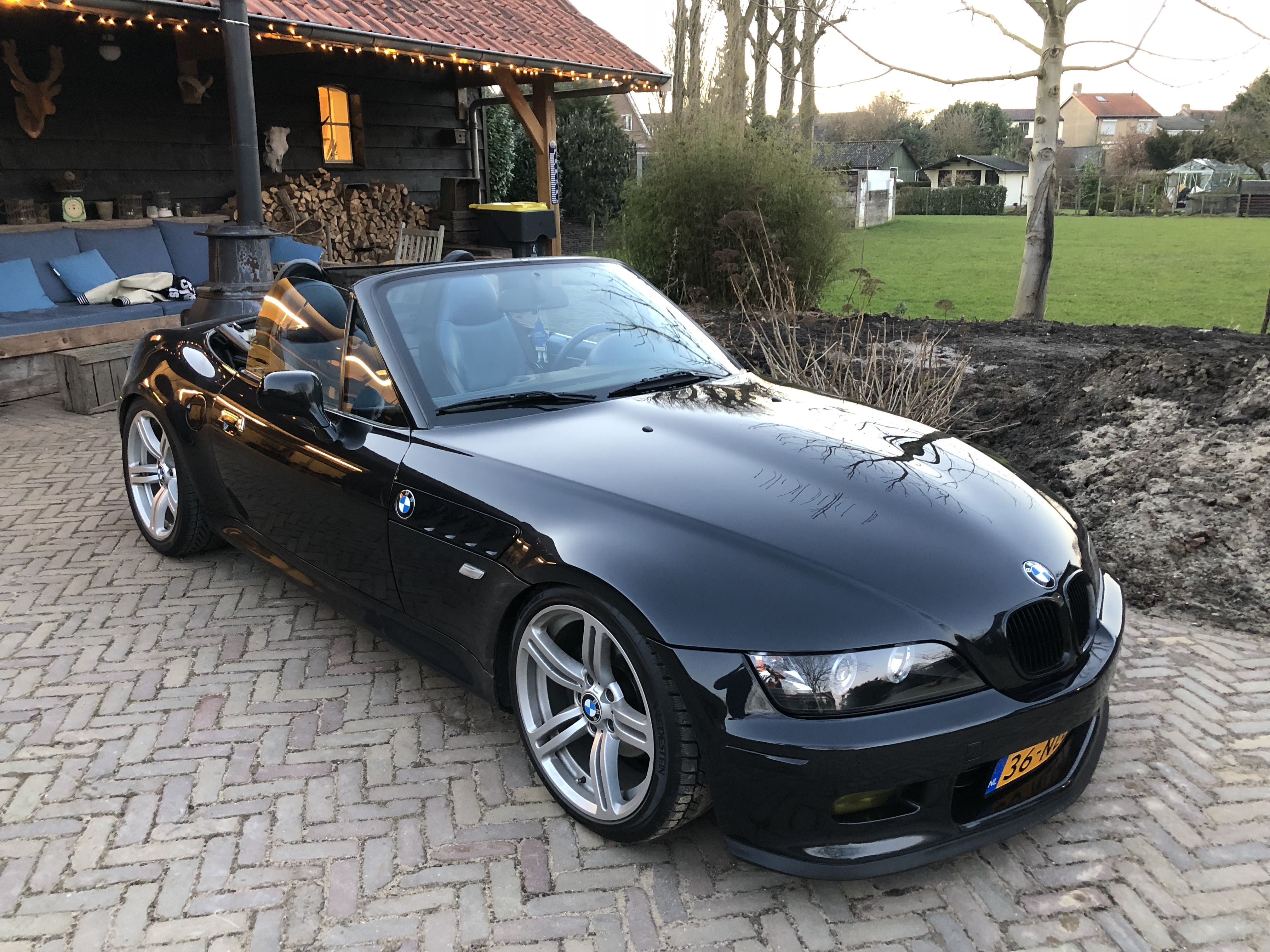 medium resolution of lowered bmw z3