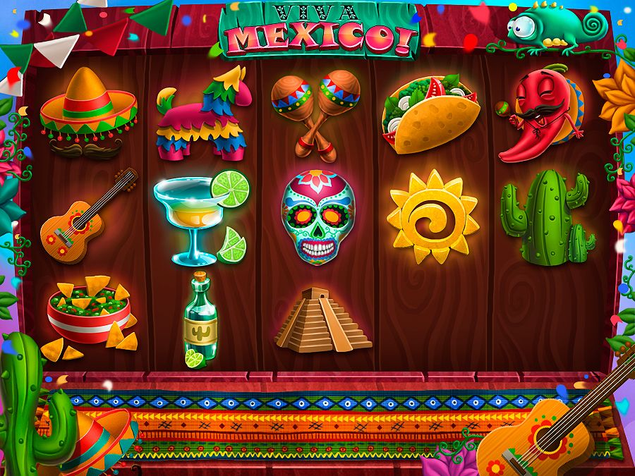 Spiele Viva MГ©xico - Video Slots Online