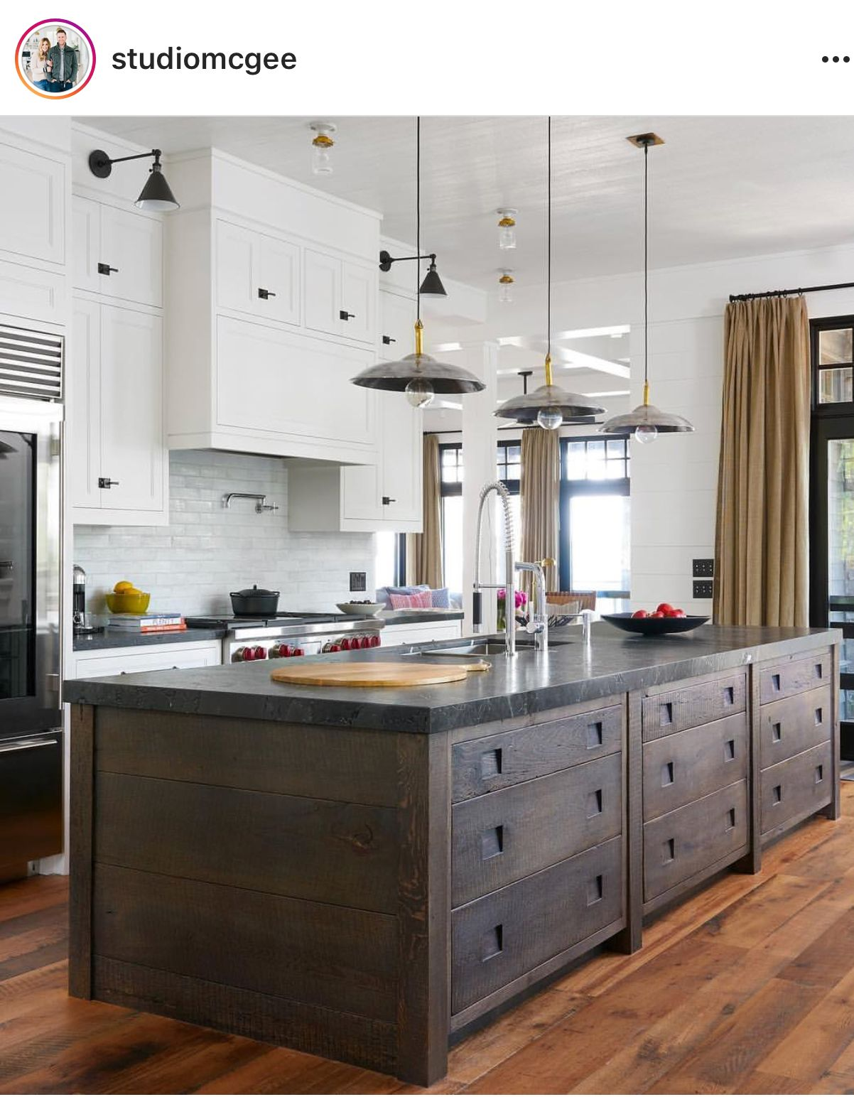 Lights Interior Design Kitchen Farmhouse Kitchen Design Wood Kitchen Island