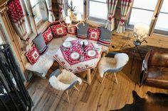 Wohnideen Chalet chalets winterurlaub einrichtungsideen wohnideen wohndesign