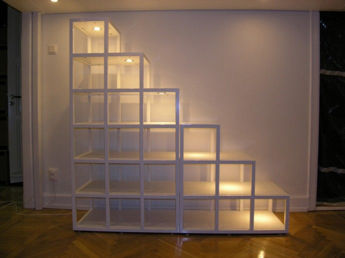 Bookcase Staircase Brilliant Tiny House Stairs Tiny