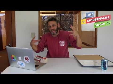 #ModernAgileShow 5 | Vision + Hustle, What Product Leaders Do, My Produc...