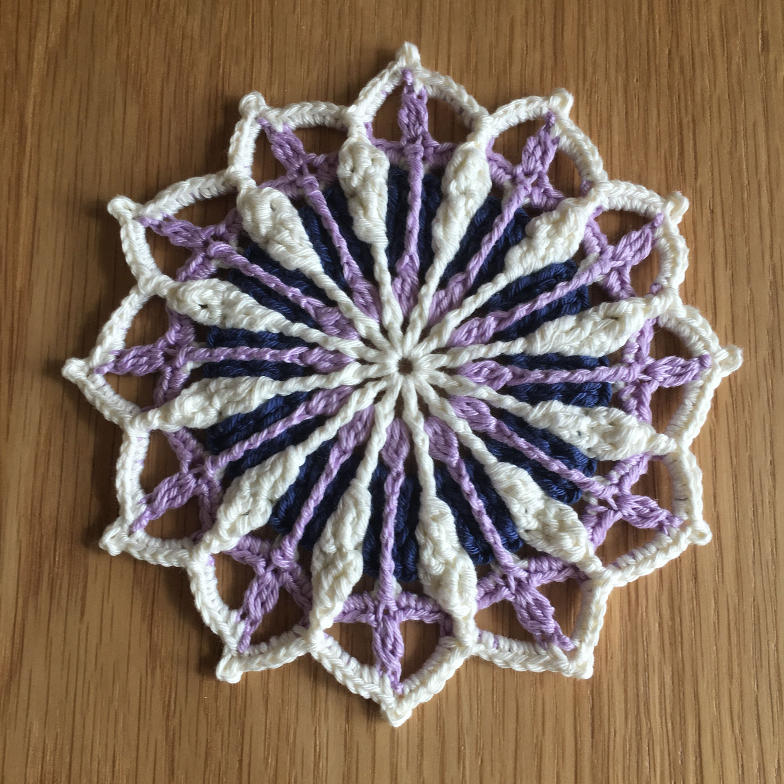 Mandala Haken Crochet Uit Het Boek Mandalas Haken Van Haafner