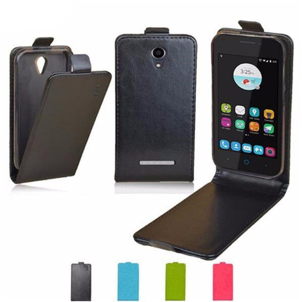 ZTE Blade A110 /L110 PU Leather Flip wallet case