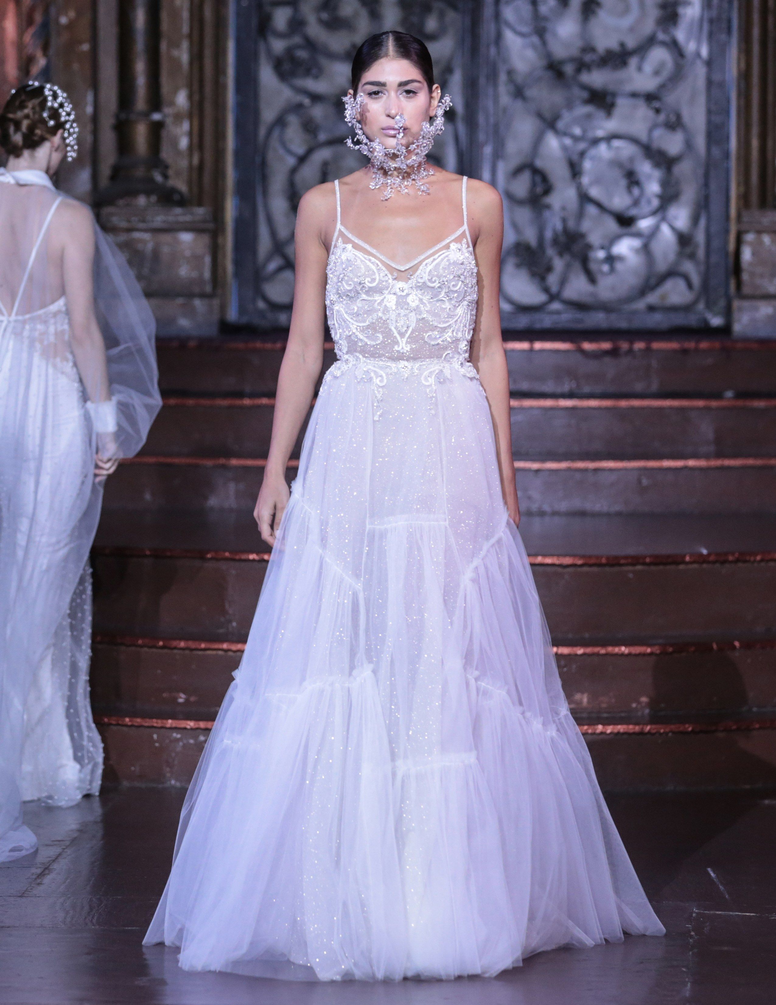 Dany mizrachi bridal u wedding dress collection fall brides