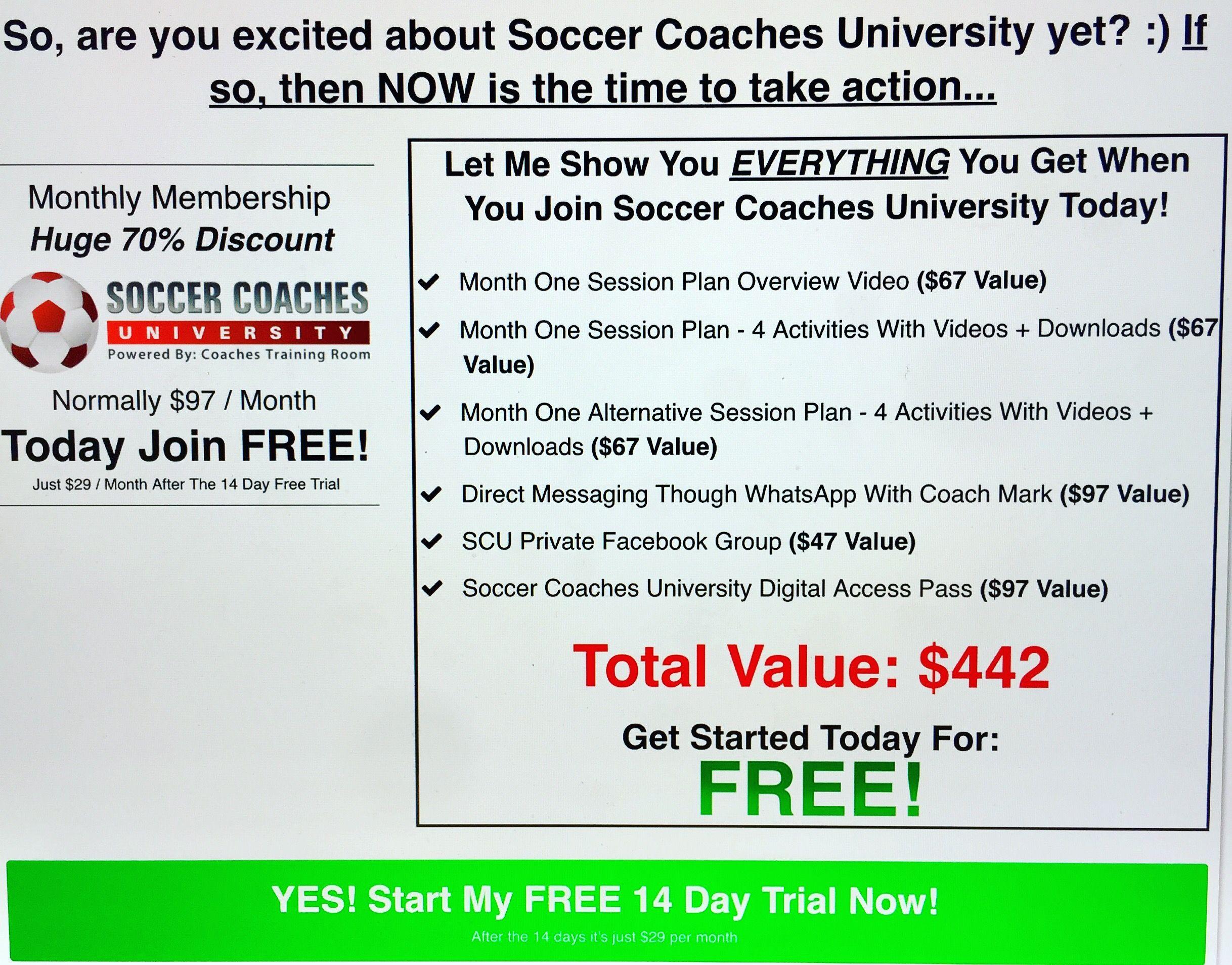Soccer Coaches University Coachestrainingroom Com Scu29 Soccercoachesuniversity Coachestrainingroom Soccer Coaching Coaching Soccer Drills
